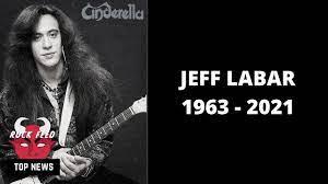 Jeff LaBar Cinderella