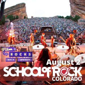 School of Rock Red Rocks