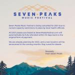 Seven Peaks written apology