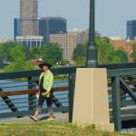 Sloan's Lake bridge