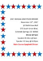 2017 gratitude dinner