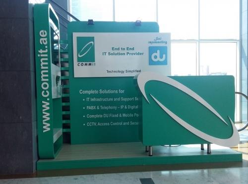 Display Stand Dubai