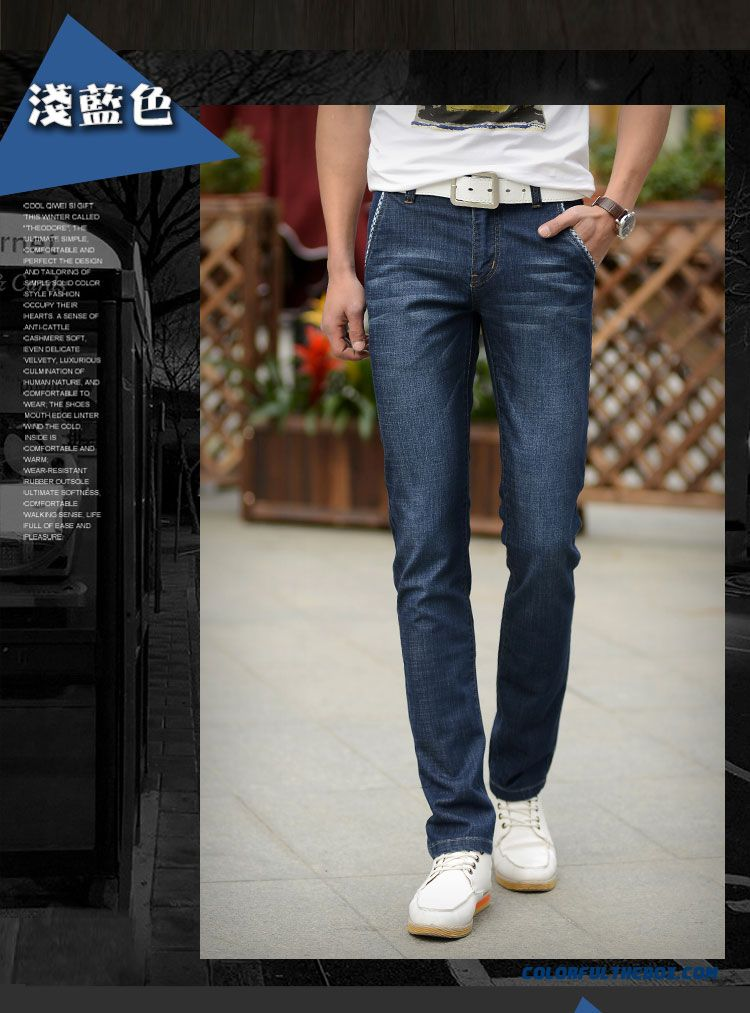 Cheap Youth Autumn And Winter Fashion Skinny Jeans Slim