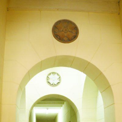 Portal Entrada Edificio Muy bien conservado