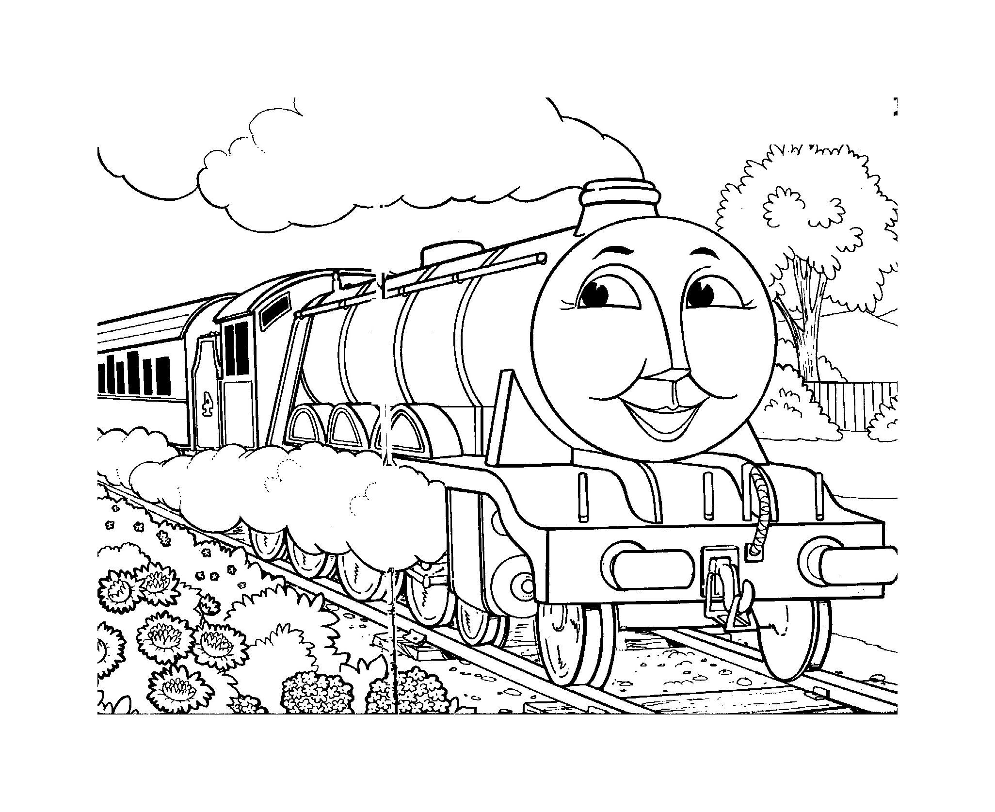 Thomas Et Ses Amis Train 23