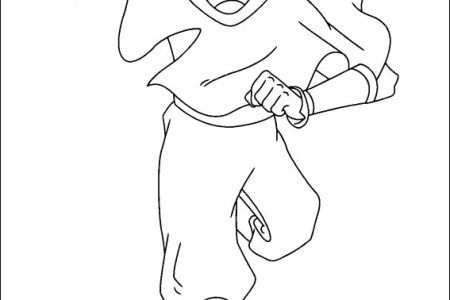 Coloriage Avatar Affordable Coloriage Avatar Aang With Coloriage