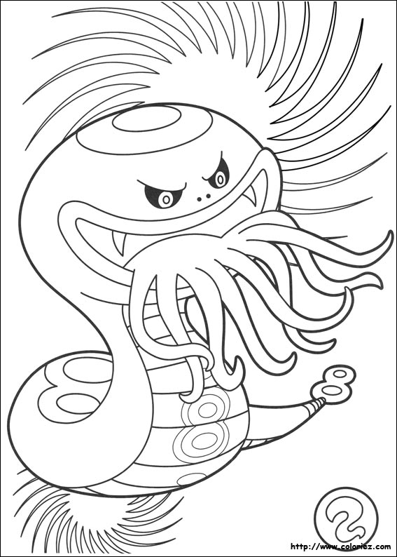yo kai watch coloring pages coloring pages