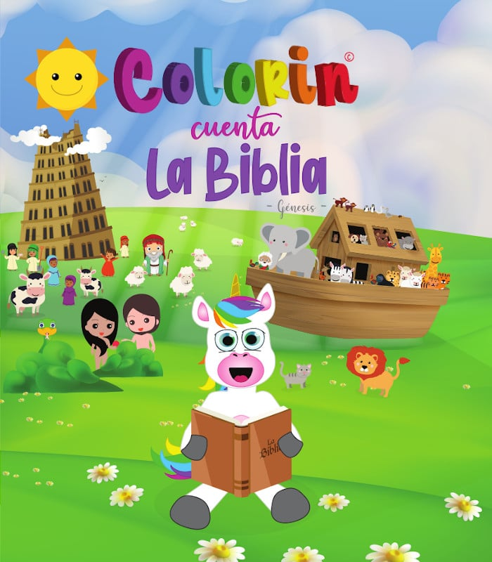 Colorin cuenta la Biblia - Génesis-