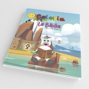 Biblia para niños - Colorin cuenta la Biblia - Cuentos de la Biblia -