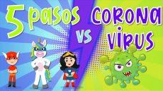Cancion para niños - Coronavirus - Colorin Cuenta