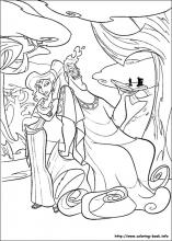 Hercules Coloring Pages On Coloring Book Info