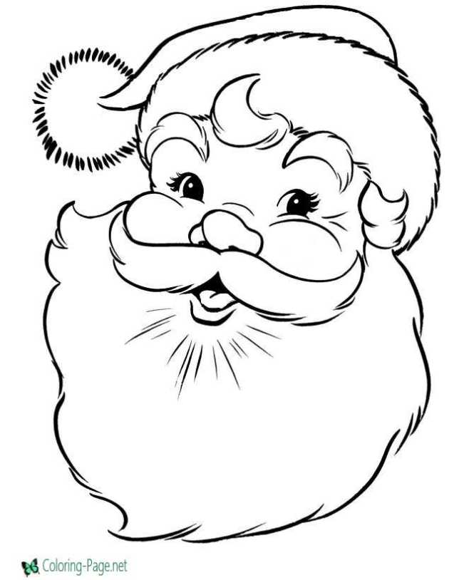 E Christmas Coloring Pages