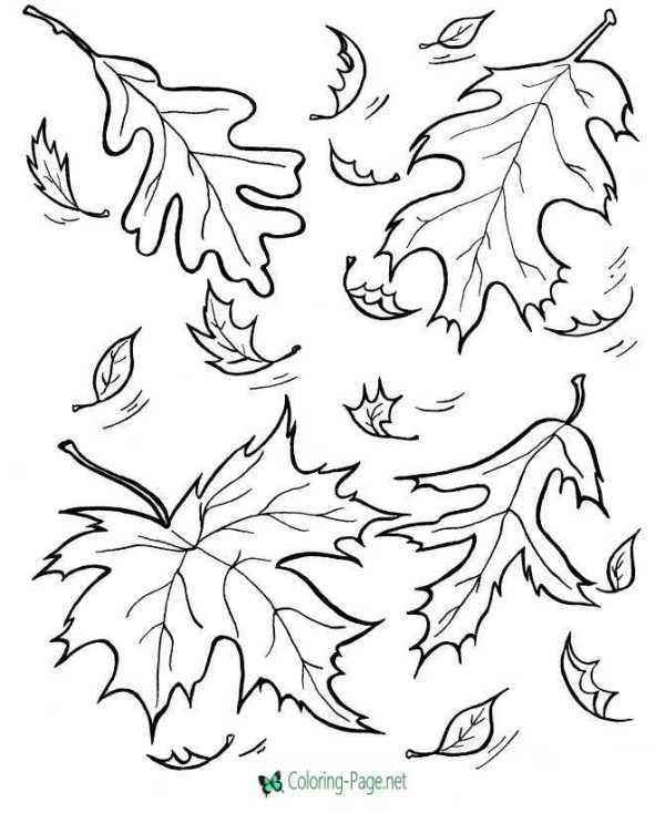 fall coloring pages # 54