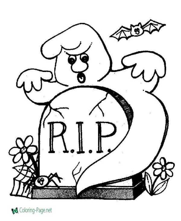 coloring pages halloween # 36