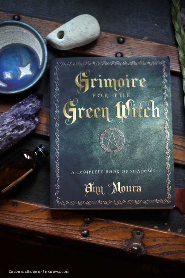 Some Of My Favorite Witchcraft Books Coloring Book Of