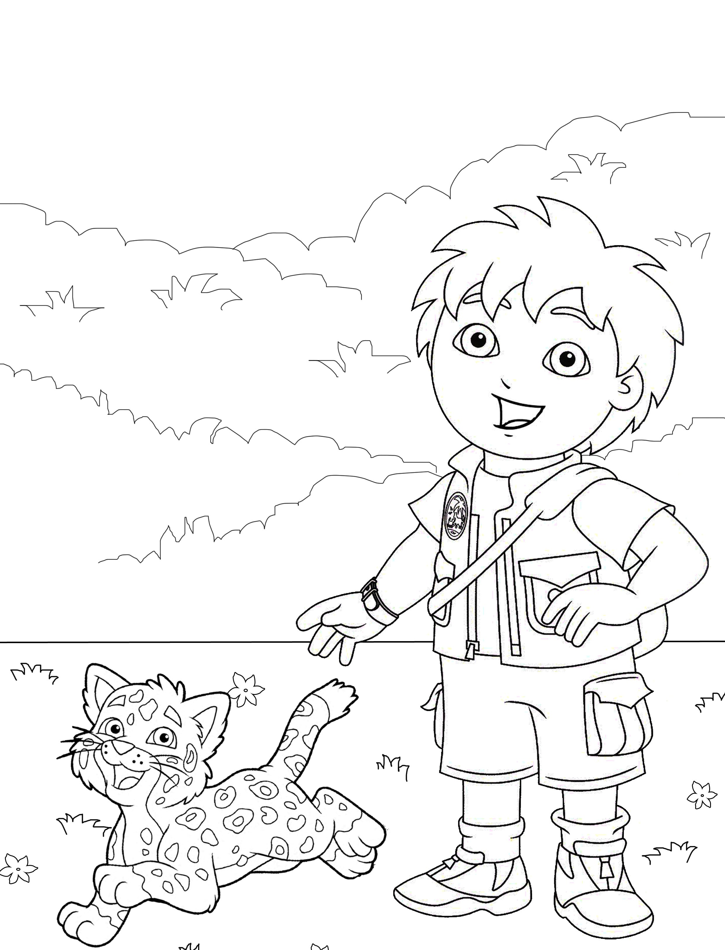 Positive Behavior Coloring Pages Coloring Coloring Pages