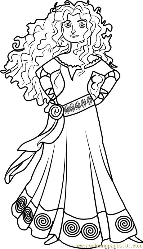 Disney Princess Mulan Coloring Pages