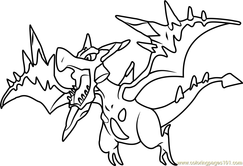 ampharos coloring pages - photo#22