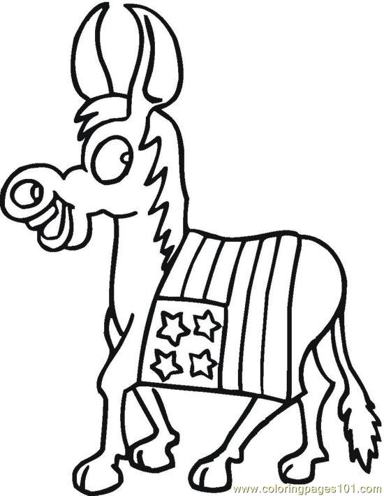 coloring pages vote (12) (peoples > politics)  free