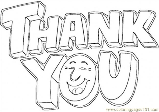 saying thank you coloring p coloring page  free emotions