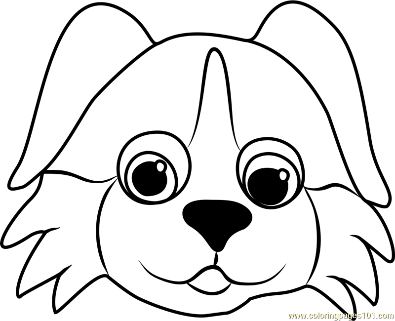 Bernese puppy face coloring page free pet parade, puppy coloring pages