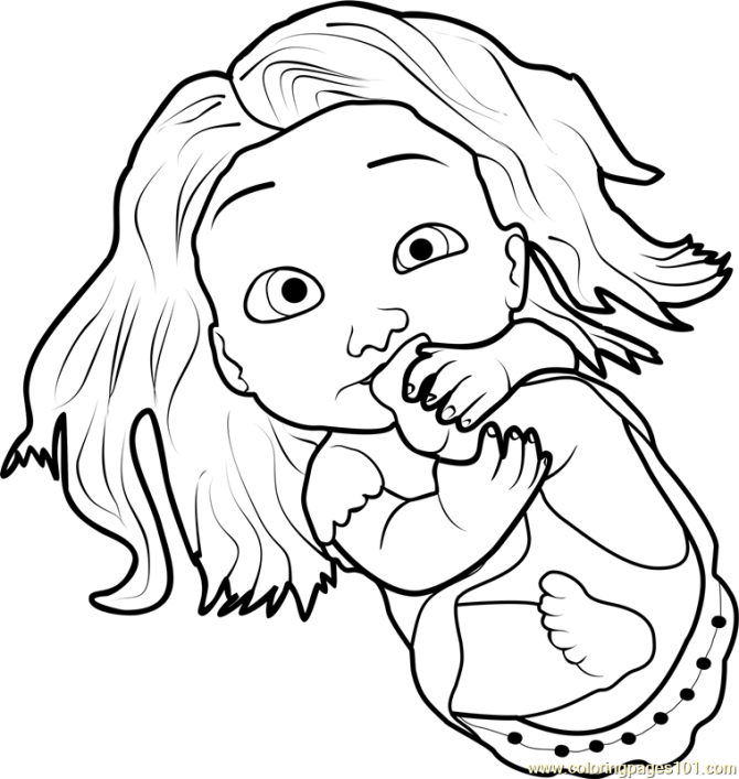 Rapunzel Coloring Pages Coloring Pages For Familly And Kids