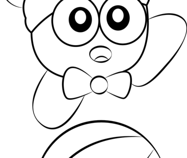 Marx Coloring Page Free Kirby Coloring Pages Coloringpages Com