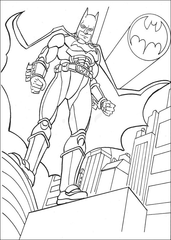 Jason Red Hood Coloring Pages