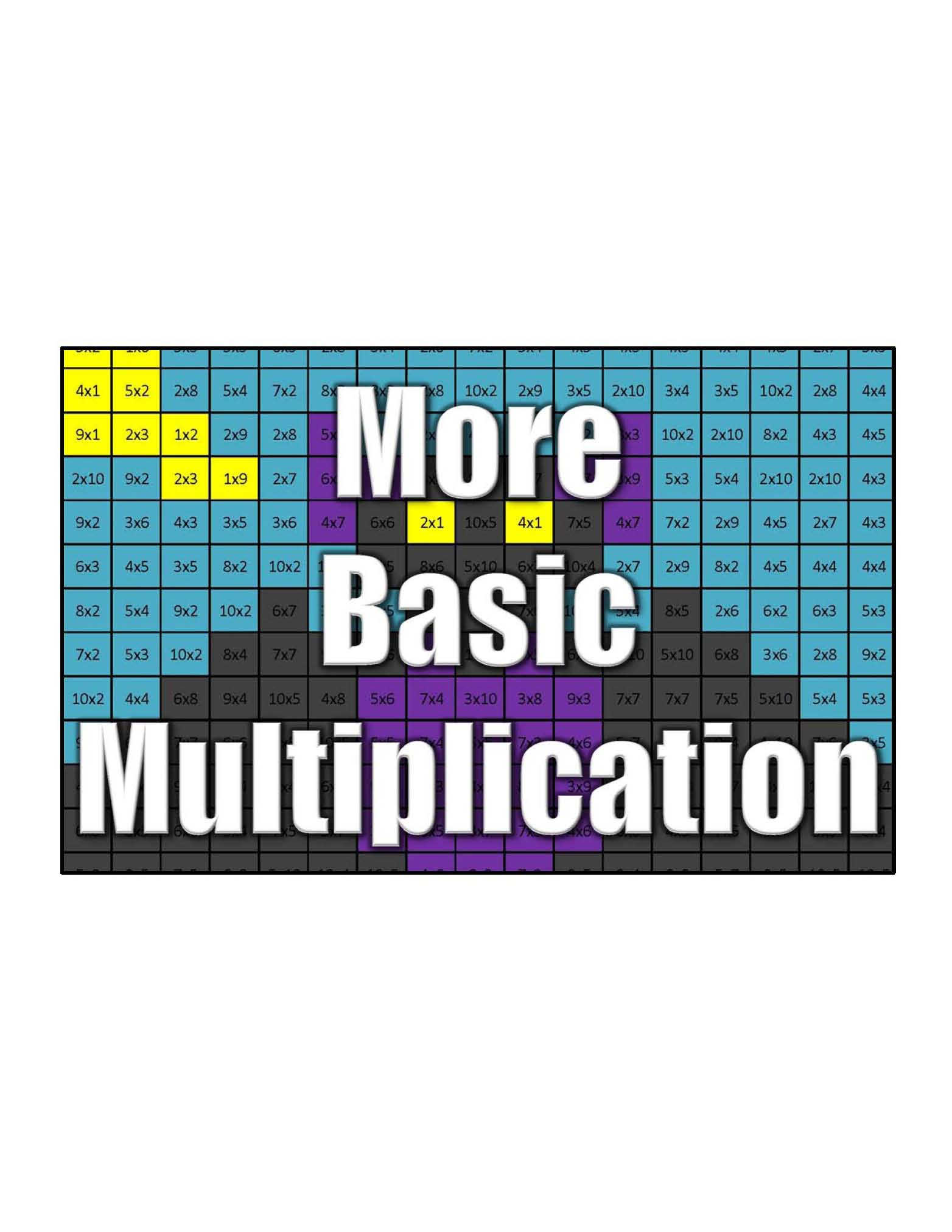Get More Basic Multiplication