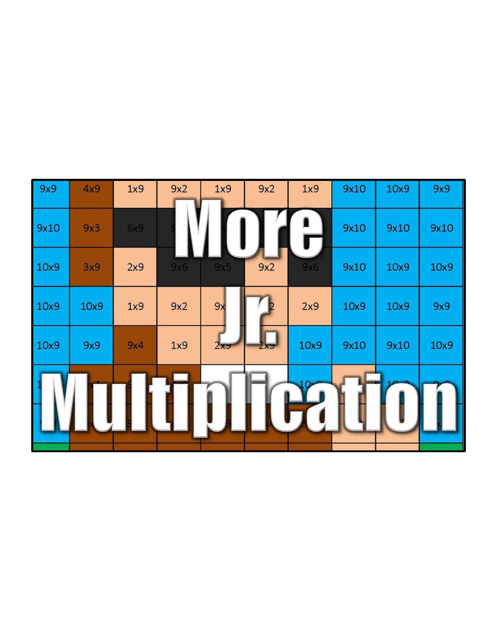 Get More Jr Multiplication