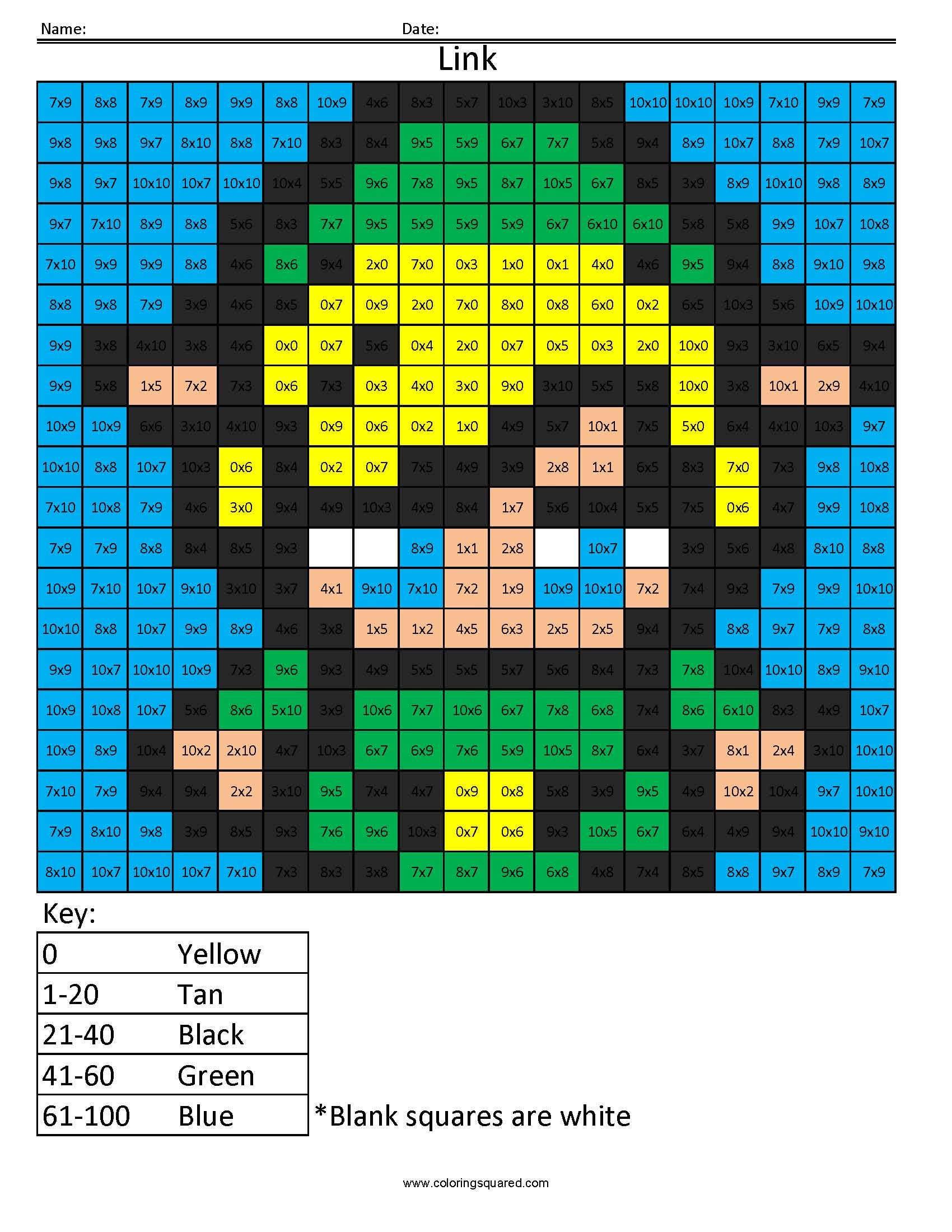 Link Advanced Multiplication