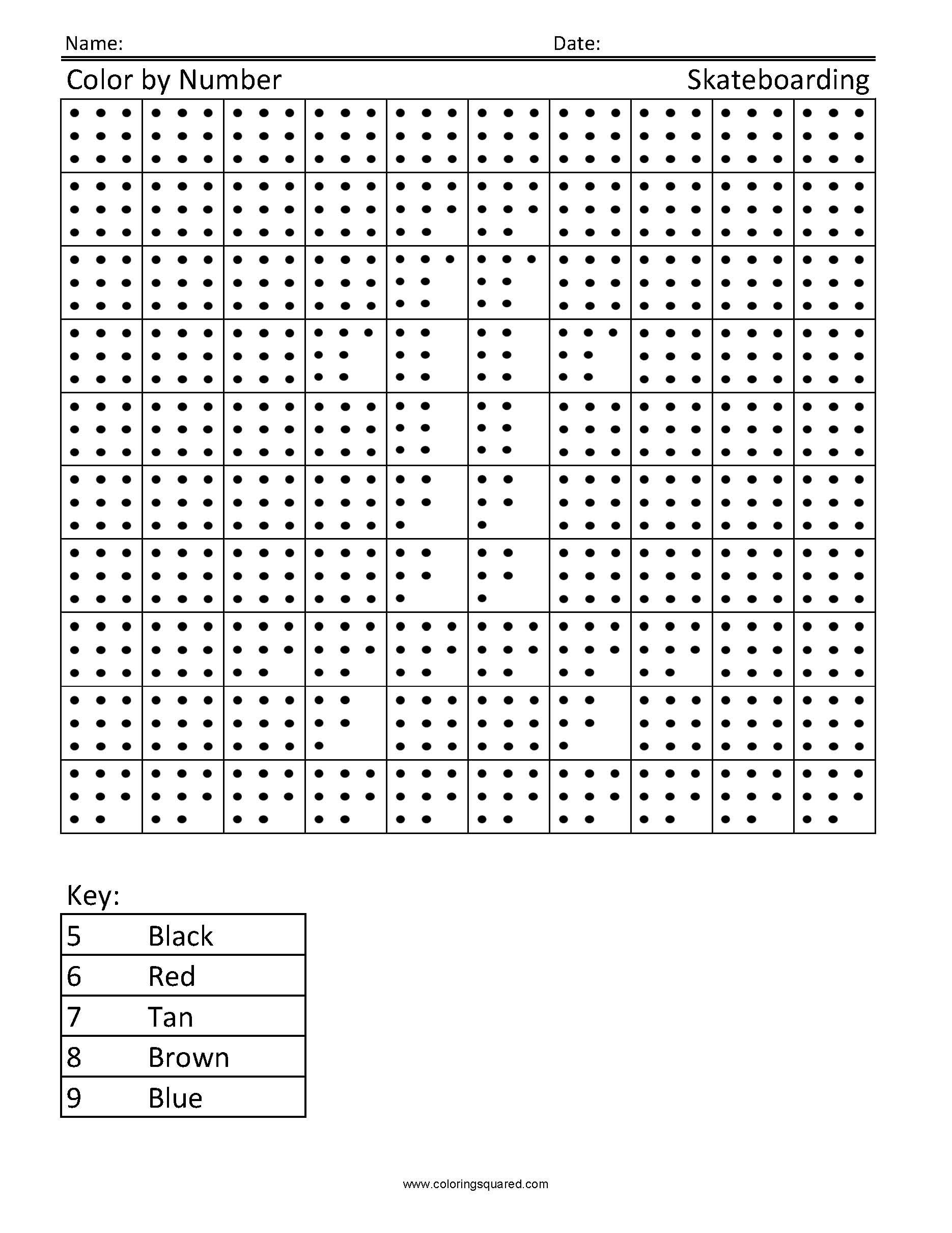 Minion Activity Worksheet