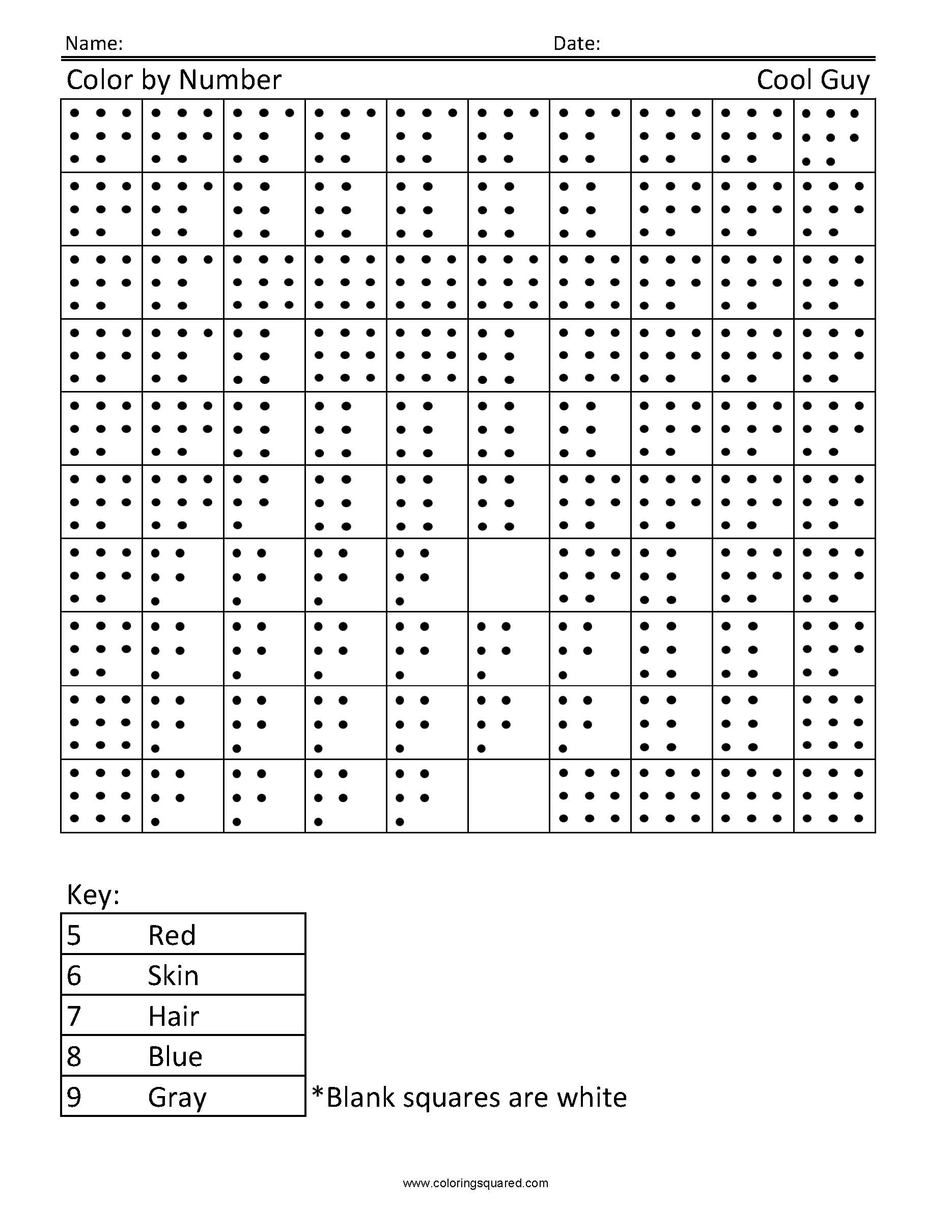 Christmas Worksheet Middle School Math Cool