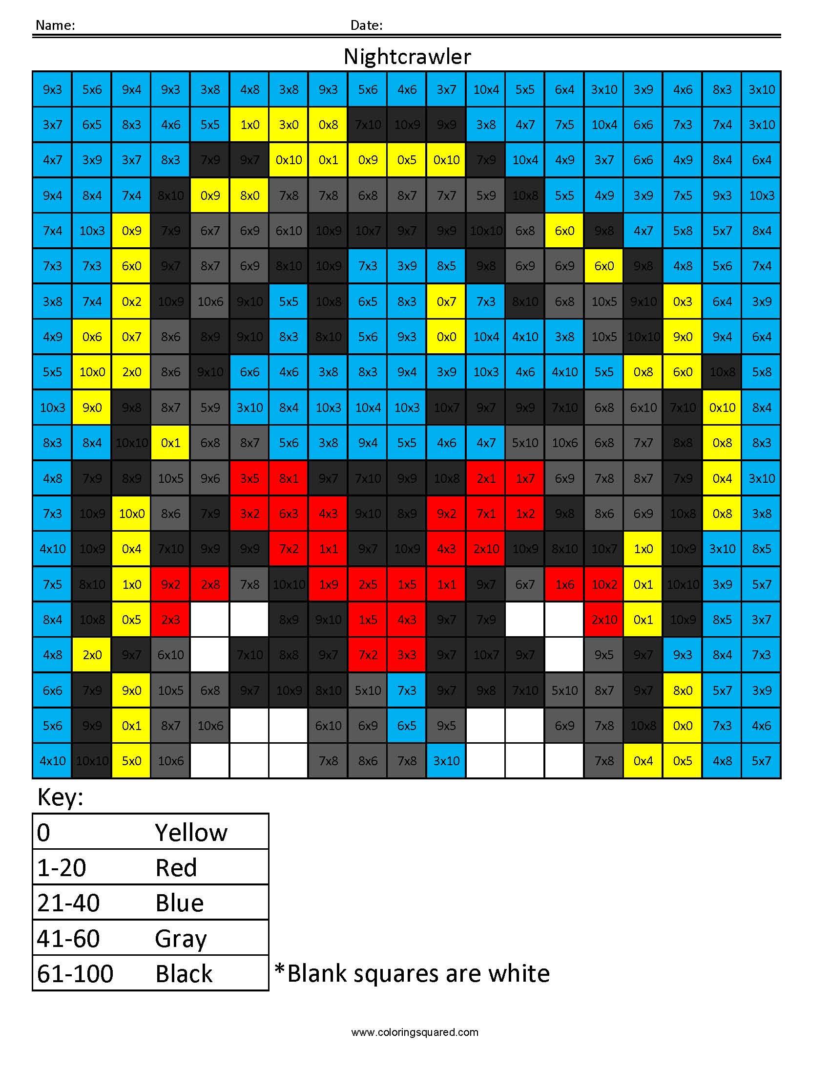 Nightcrawler Advanced Multiplication