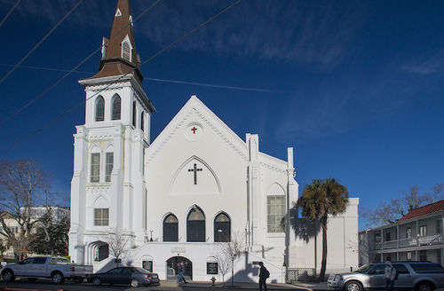 Memorial Will Honor People Killed at Mother Emanuel AME ...