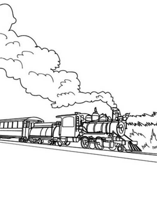 locomotive train engine