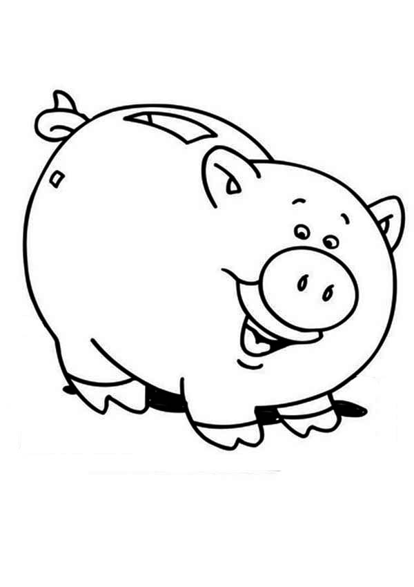 bank themed coloring pages - photo#50