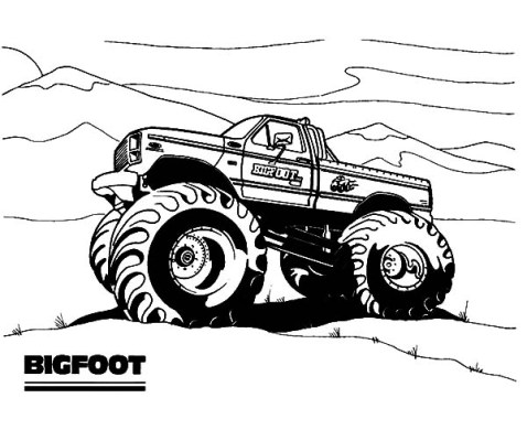 coloring page monsters » Agricshow | Nursery