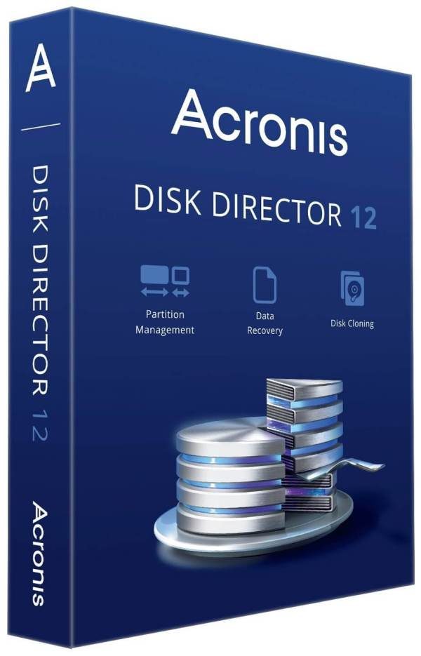 Acronis Disk Director Online Shopping, Price, Free Trial ...