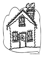 christmas lights coloring pages # 41