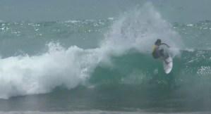 """【注目の最新モデル】日本の波で本領発揮! 藤沼桂太郎によるRob Machadoが日本の波用に生み出したFIREWIRE surfboards""""No Problem""""セッション"""