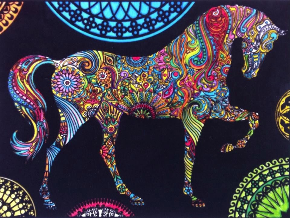 Mandala Homes Reviews >> Horse ⋆ COLORVELVET