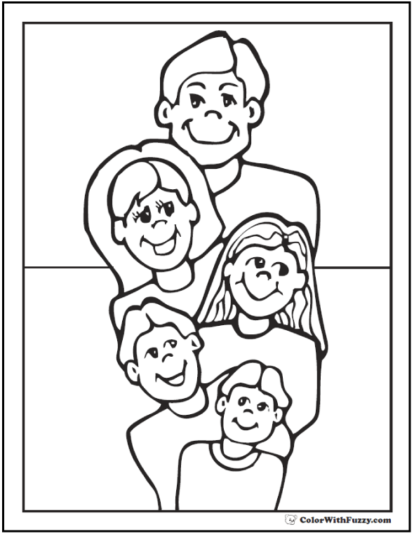 Great Birthday Coloring Happy Page Dad