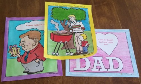 35  Fathers Day Coloring Pages  Print And Customize For Dad Dad and Grandpa love when their kids color pictures like these  More than  thirty five interactive and printable Fathers Day Coloring Pages