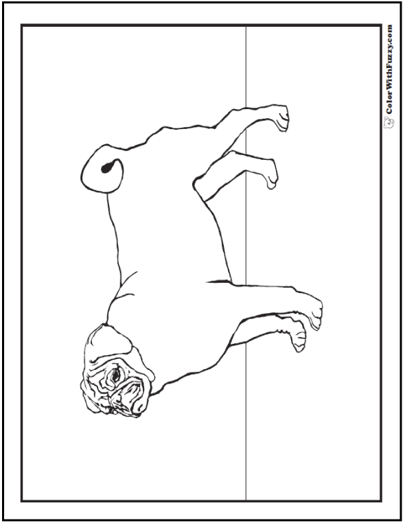 35 Dog Coloring Pages Breeds Bones And Dog Houses