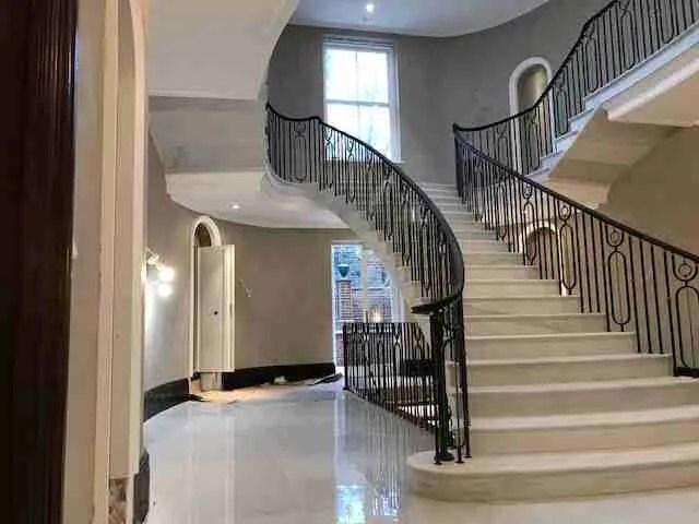 Venetian Polished Plastering Berkshire Hills End