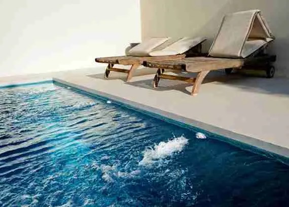 Polished Plaster Swimming Pools