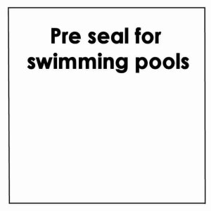 Pre-Seal for Swimming Pools