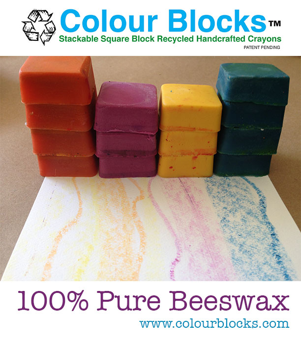 Crayons safe for kids, preschools | Colour Blocks