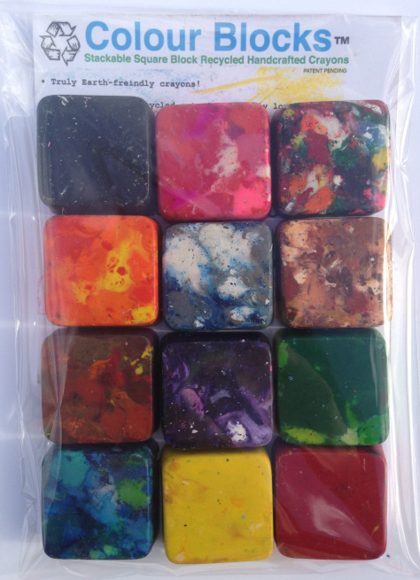 Square Crayons For Kids | Shop art supplies